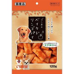 サンライズ ゴン太のベイクドリンゴパイ 120g|ebisupet