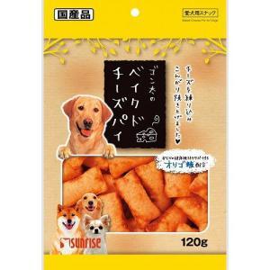 サンライズ ゴン太のベイクドチーズパイ 120g|ebisupet