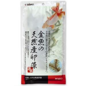 STARPET(スドー) 金魚の天然産卵藻 S-5770|ebisupet