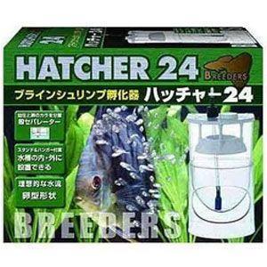 ニチドウ ブラインシュリンプ孵化器具 ハッチャー24 2|ebisupet