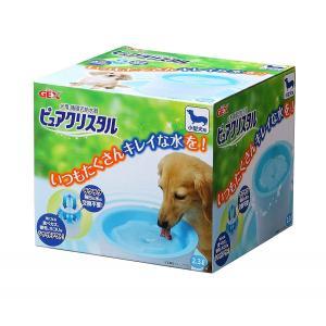 ジェックス ピュアクリスタル小型犬用【外装パッケージに凹み、汚れ有り】【返品不可】 ebisupet