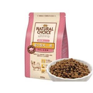 ニュートロ ナチュラルチョイス 超小型犬 成犬用 チキン&玄米 4kg|ebisupet