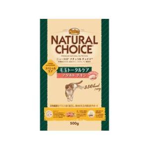 ニュートロ ナチュラルチョイス 毛玉トータルケア アダルト チキン 500g|ebisupet