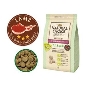 ニュートロ ナチュラルチョイス ラム&玄米 全犬種 子犬用 1kg