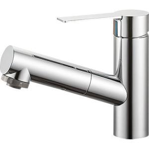 K37531JV-13 三栄水栓 シングルスプレー混合栓(洗髪用)