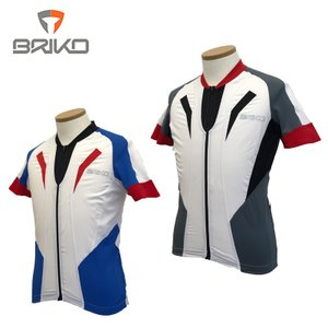メール便配送 ブリコ メンズ サイクルジャージ KRONO ACE PRO JERSEY MAN 100678 サイクリング 自転車 トップス|ebisuya-sp