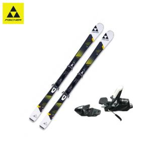フィッシャー スキービンディング2点セット XTR PRO MTXRTスキー板 金具付き A2241...