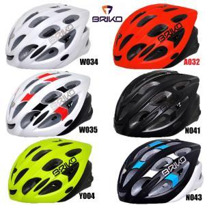 ブリコBRIKO サイクルヘルメットロードバイク ヘルメットQUARTER[クウォーター] BH0002|ebisuya-sp