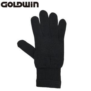 メール便配送 ゴールドウイン 光電子インナーグローブ G-0962 遠赤外線 スキー スノボーグローブ ウール ACCESSORIES|ebisuya-sp