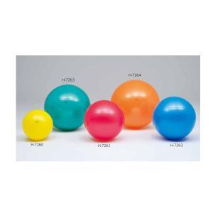 メール便配送 トーエイライト バランスボール ボディボール H7262 トレーニングボール おうちトレーニング|ebisuya-sp