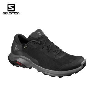 サロモン メンズ トレイルランニング X REVEAL GTX L40969100 ハイキング アウトドア 撥水|ebisuya-sp