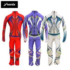 フェニックス ジュニア アルペン GSワンピース phenix Team jr.GS Suit  PFAG2GS01  FLRD VI WT スキーワンピース スキースーツ レーシング競技|ebisuya-sp