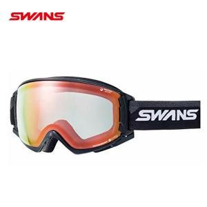スワンズ スキーゴーグル ROVO-C/MDH-SC-MIT-PAF スキー スノボー ミラーレンズ|ebisuya-sp