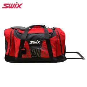 スウィックス アルペン スキーバッグ キャスターギアーバッグ SG059JA レッド ボストンバッグ スポーツバッグ キャスター付き|ebisuya-sp