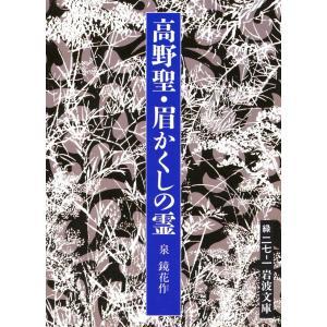 高野聖・眉かくしの霊 電子書籍版 / 泉鏡花|ebookjapan