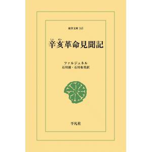 辛亥革命見聞記 電子書籍版 / ファルジュネル 訳:石川湧/石川布美|ebookjapan