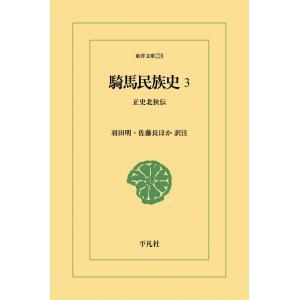 騎馬民族史 (3) 正史北狄伝 電子書籍版 / 訳注:羽田明/佐藤長他|ebookjapan