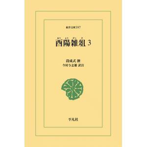 酉陽雑俎 (3) 電子書籍版 / 撰:段成式 訳注:今村与志雄|ebookjapan