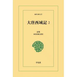 大唐西域記 (2) 電子書籍版 / 玄奘(げんじょう) 訳注:水谷真成|ebookjapan