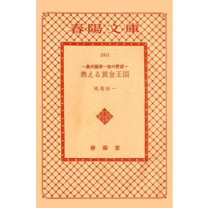 【初回50%OFFクーポン】燃える黄金王国 電子書籍版 / 風巻 絃一|ebookjapan