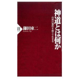 神道とは何か 自然の霊性を感じて生きる 電子書籍版 / 著:鎌田東二|ebookjapan