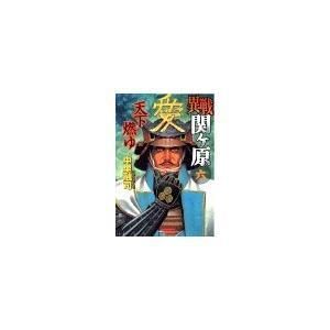 【初回50%OFFクーポン】異戦関ヶ原6 天下燃ゆ 電子書籍版 / 中里融司
