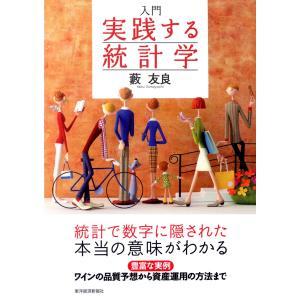 入門 実践する統計学 電子書籍版 / 著:藪友良