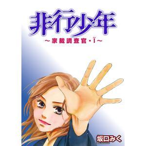 【初回50%OFFクーポン】非行少年 〜家裁調査官・I〜 電子書籍版 / 坂口みく ebookjapan