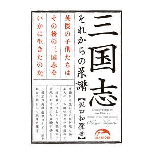 三国志 それからの系譜 電子書籍版 / 著者:坂口和澄|ebookjapan