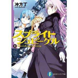 スプライトシュピーゲルII Seven Angels Coming 電子書籍版 / 著者:冲方丁 イラスト:はいむらきよたか|ebookjapan