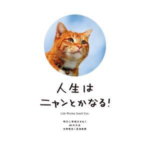 人生はニャンとかなる!-明日に幸福をまねく68の方法 電子書籍版 / 著:水野敬也 著:長沼直樹