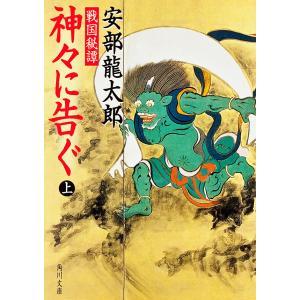 戦国秘譚 神々に告ぐ(上) 電子書籍版 / 安部龍太郎|ebookjapan