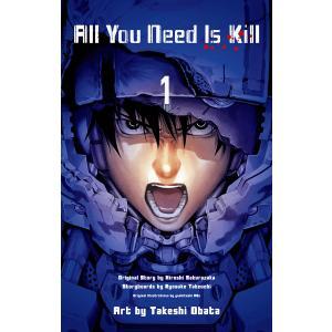 All You Need Is Kill (1) 電子書籍版 / 原作:桜坂洋 構成:竹内良輔 キャ...