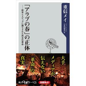 「アラブの春」の正体 欧米とメディアに踊らされた民主化革命 電子書籍版 / 著者:重信メイ ebookjapan