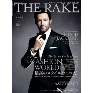 THE RAKE JAPAN EDITION ISSUE 01 電子書籍版 / THE RAKE JAPAN EDITION編集部|ebookjapan