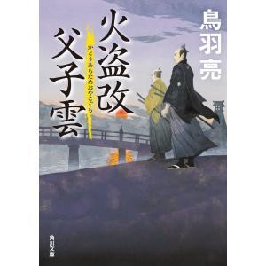 火盗改父子雲 電子書籍版 / 著者:鳥羽亮|ebookjapan