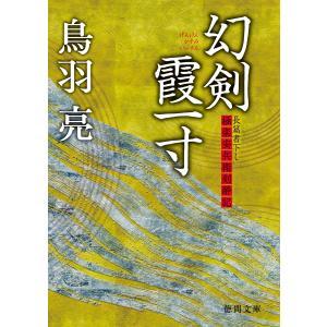 極楽安兵衛剣酔記 幻剣霞一寸 電子書籍版 / 著:鳥羽亮|ebookjapan