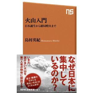 火山入門 日本誕生から破局噴火まで 電子書籍版 / 島村英紀(著) ebookjapan