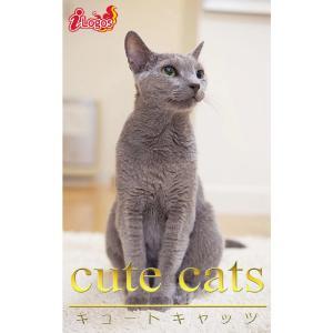 cute cats09 ロシアンブルー 電子書籍版 / 編集:アキバ書房|ebookjapan