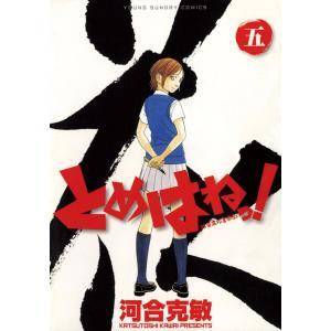 とめはねっ! 鈴里高校書道部 (5) 電子書籍版 / 河合克敏