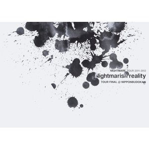 ナイトメア公式ツアーパンフレット 2011 TOUR 2011-2012 Nightmarish reality TOUR FINAL@NIPPON|ebookjapan