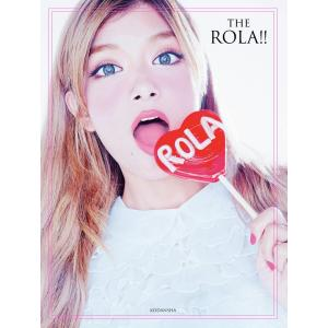 【初回50%OFFクーポン】THE ROLA!! 電子書籍版 / ローラ|ebookjapan