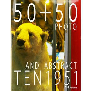 50+50 PHOTO AND ABSTRACT 電子書籍版 / 著:TEN1951