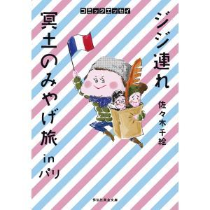 ジジ連れ冥土のみやげ旅inパリ 電子書籍版 / 佐々木千絵