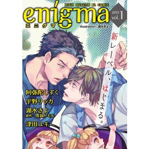 【初回50%OFFクーポン】enigma vol.1 コワモテ元板前×双子のパパ、ほか 電子書籍版 ebookjapan