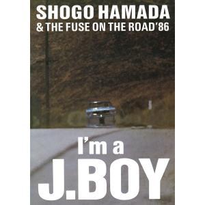 "ON THE ROAD '86 ""I'm a J.BOY"" 電子書籍版 / 著:浜田省吾|ebookjapan"