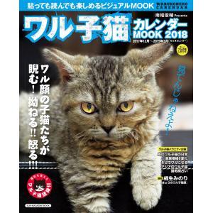 ワル子猫 カレンダーMOOK 2018 電子書籍版 / 南幅俊輔|ebookjapan