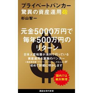 プライベートバンカー 驚異の資産運用砲 電子書籍版 / 杉山智一|ebookjapan