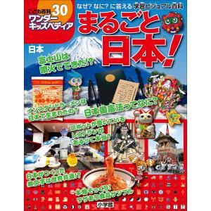 ワンダーキッズペディア30 日本 〜まるごと日本〜 電子書籍版 / ワンダーキッズペディア編集部(編) ebookjapan