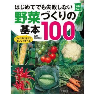 はじめてでも失敗しない野菜づくりの基本100 電子書籍版 / 新井 敏夫|ebookjapan